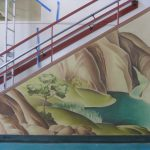 WPA Suzanne Miller Mural, Long Beach